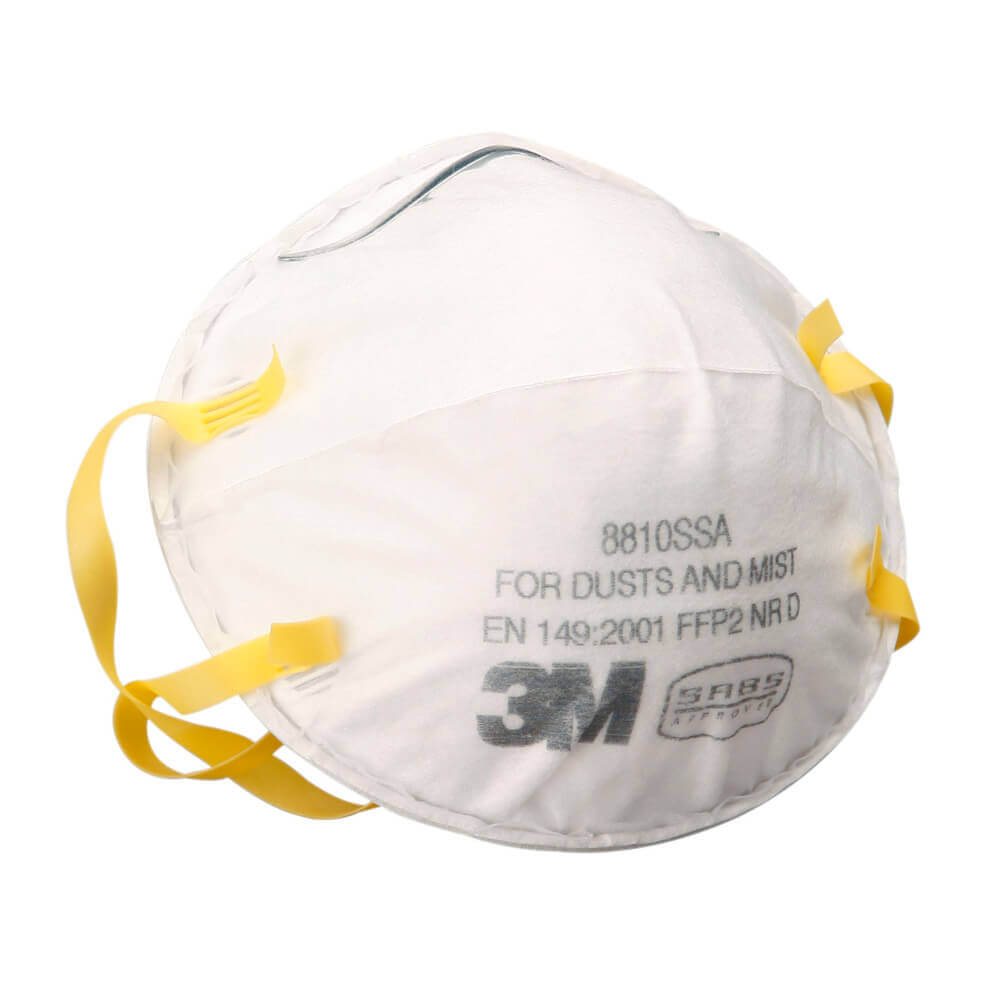 Bros 8810 Disposable Respirator Pienaar Mask
